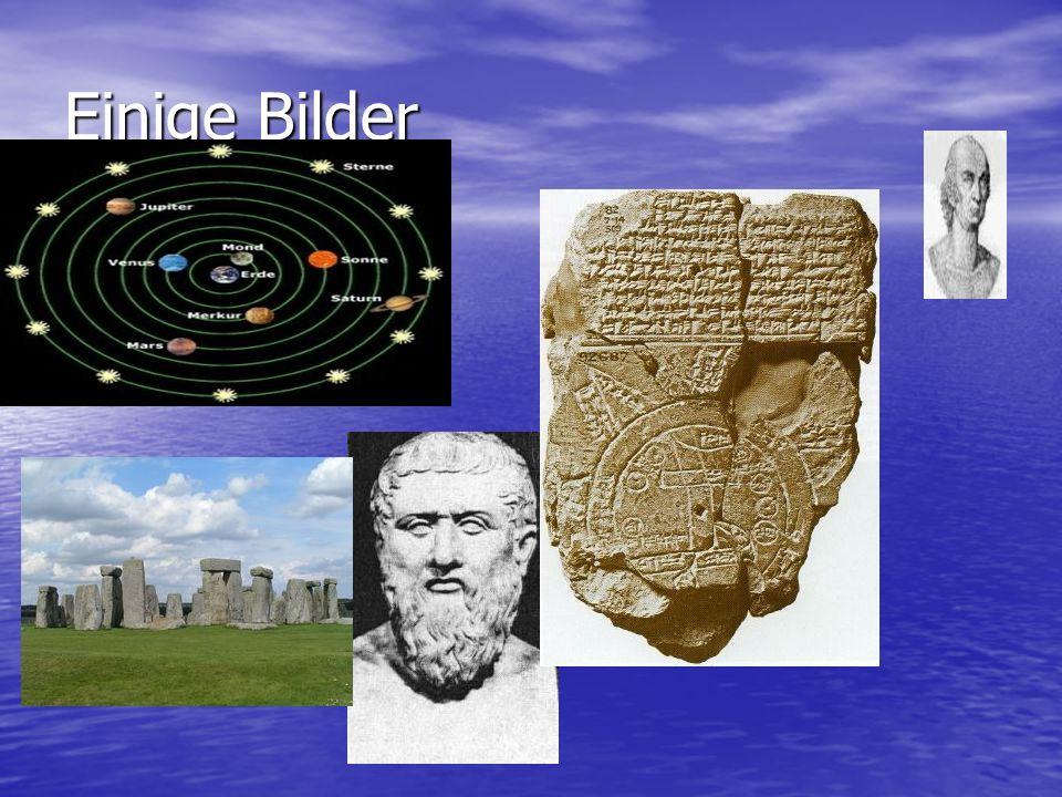 Mit der Physik des Aristoteles( 384-322 v. Chr.) war nur eine Mit der Physik des Aristoteles( 384-322 v. Chr.) war nur eine im Bewegungszentrum ruhend