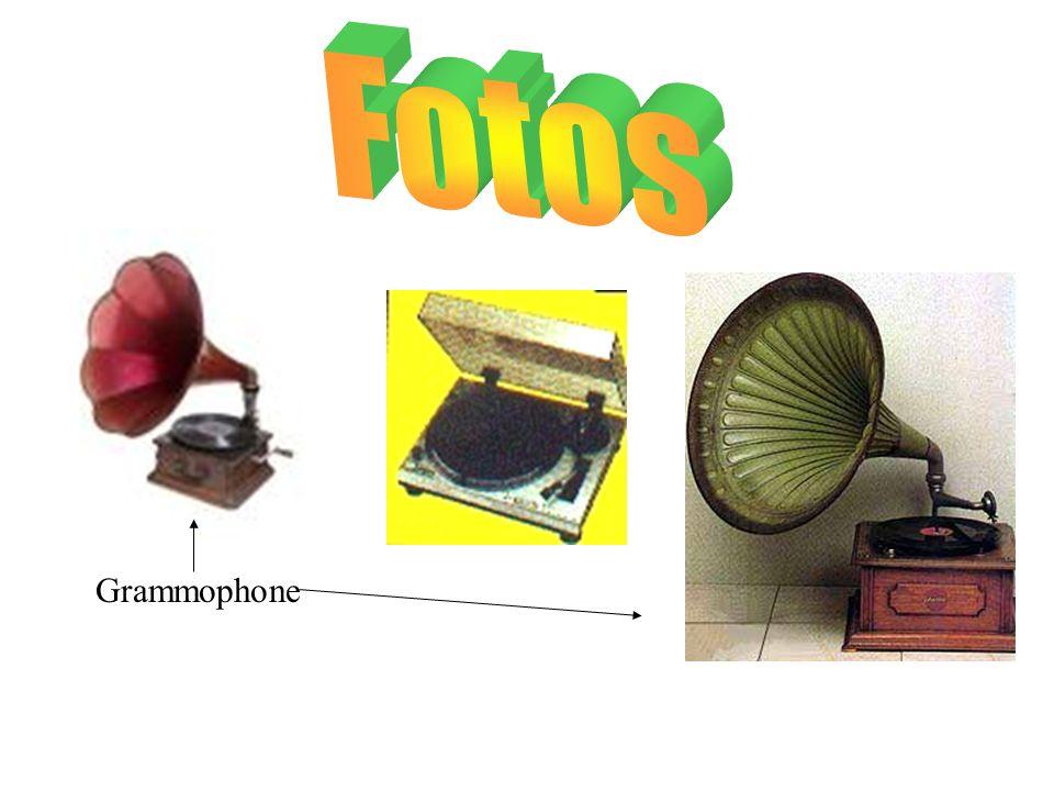1887 hat Emil Berliner den Phonograph seines Physiker Kollegen Thomas Edison erheblich weiterentwickelt.Obwohl Edison den Phonograph nur als Diktierge