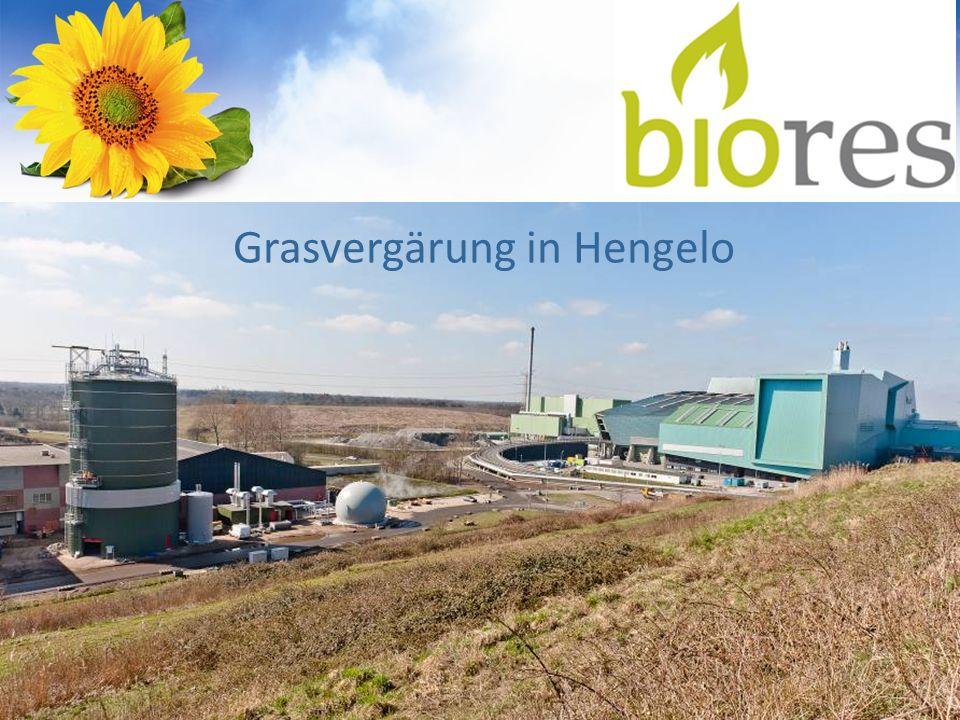 Historie Juni 2009 BEON beteiligt sich an BIORES September 2009 BEON erteilt HoSt Auftrag für EUREGIO- Grasvergärungsstudie.