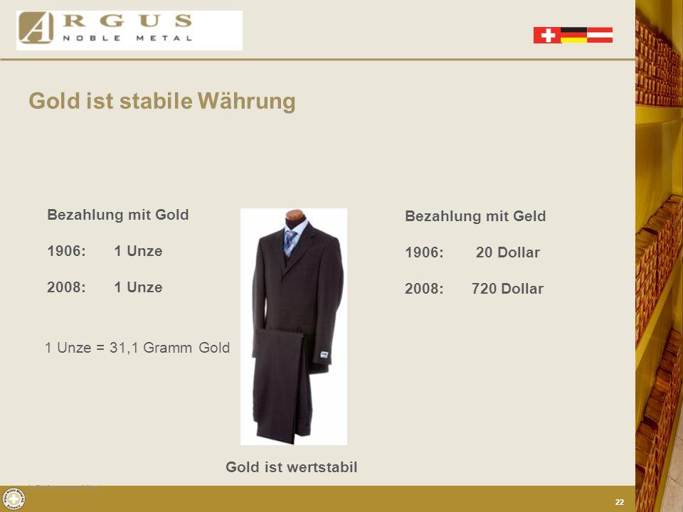 Inflationsrate jährlich über 8 % (2000 – 2008) Infoquelle: TV-Magazin PLUSMINUS, WDR, 22.03.2005 Zahlen vom Statistischen Bundesamt analysiert anhand