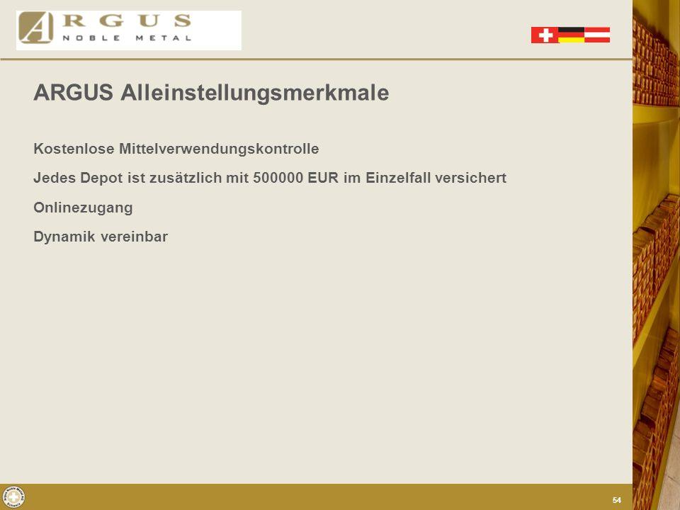Rückerstattung ab Einzahlung von EUR 15.000 in Edelmetalle 5% Preisnachlaß auf aktuellen Verkaufspreis für Kauf von Edelmetallen 5% höherer Ankaufspre