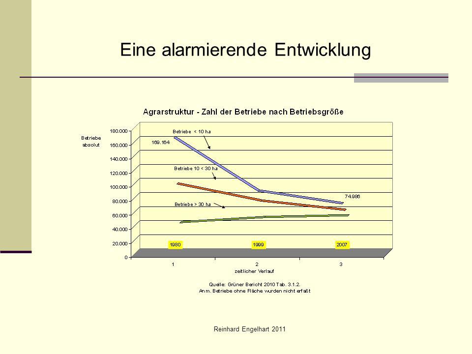 Reinhard Engelhart 2011 Eine alarmierende Entwicklung