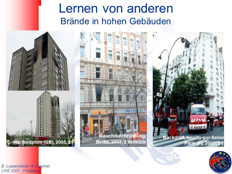 B. Lüssenheide / K.