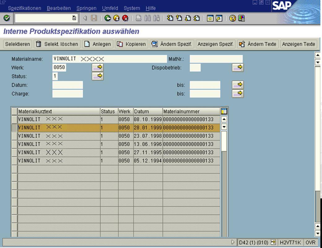 Seite 1915.02.01Dr. Karin KnippingIntegriertes SAP R/3 LIMS jw