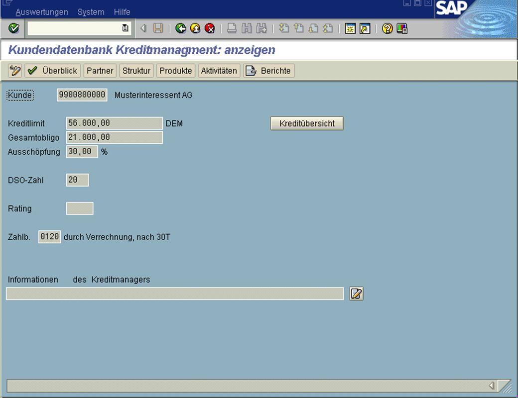 Seite 16DatumThomas MickleyKundeninformationsdatenbank jw Kreditmanagement