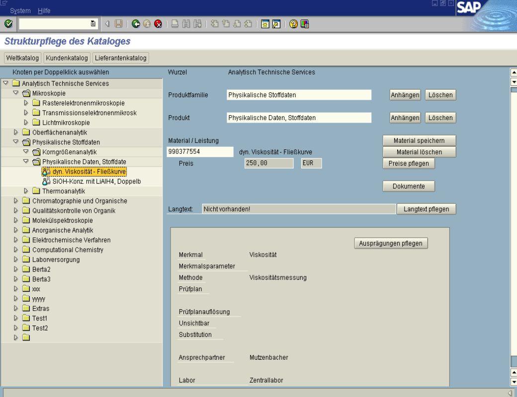 Dr. Jochen Winkler jw http://www.jwconsulting.deSeite 2227.03.2003 Erfahrungen im eLab-Projekt – Pflege im SAP