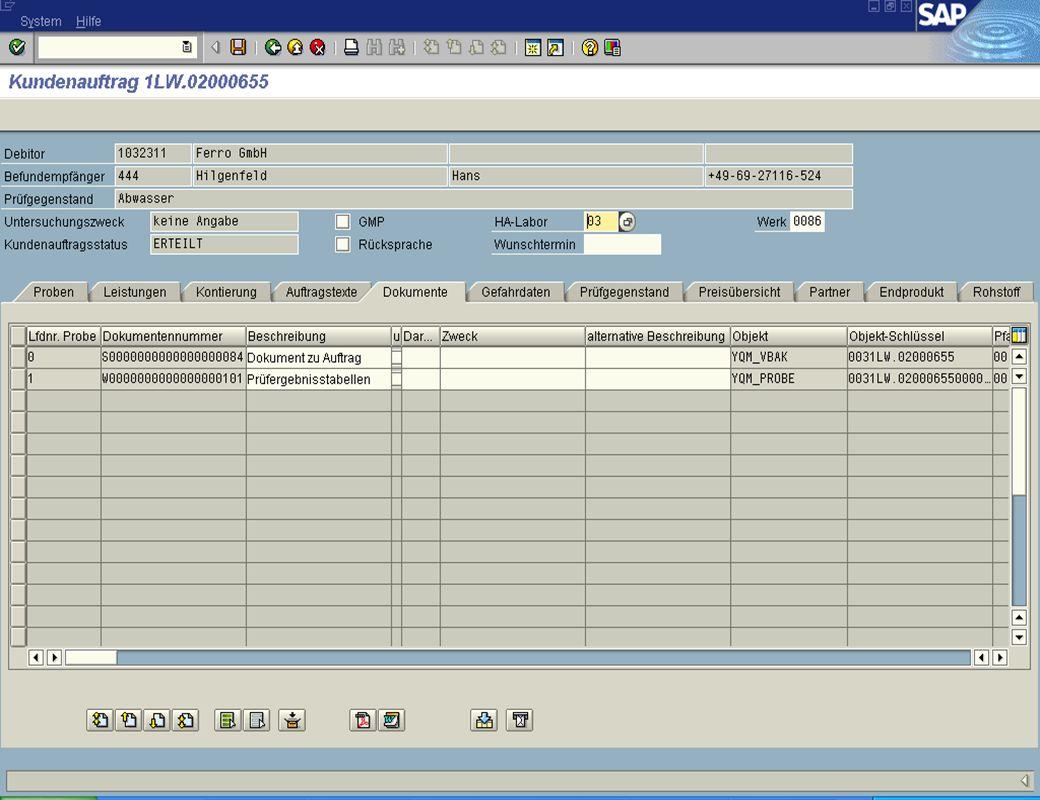 Seite 2310.Mai 2004Thomas MickleyDokumentenmanagement jw Dokumentenverwaltung am Beispiel eLab