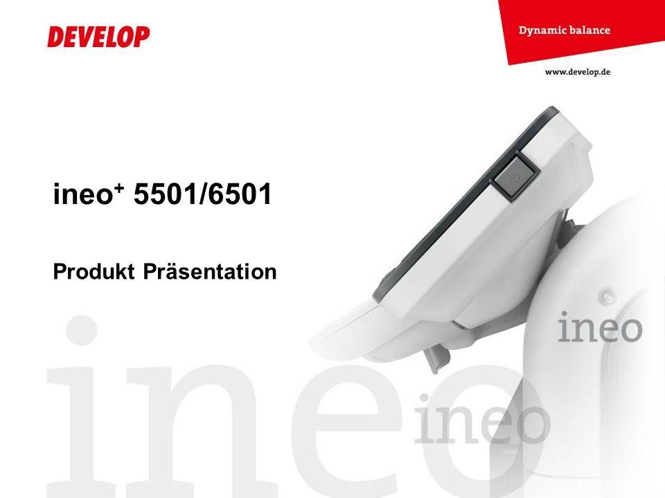 ineo + 5501/6501 Produkt Präsentation