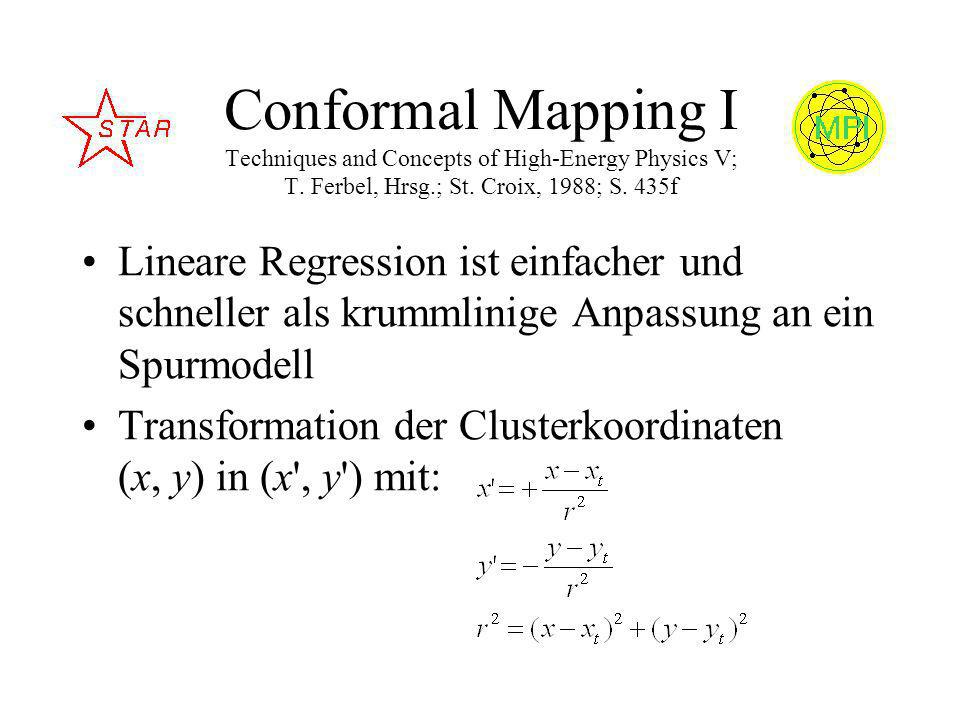 Conformal Mapping I Techniques and Concepts of High-Energy Physics V; T.