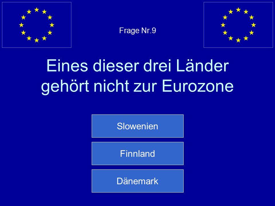 Falsche Antwort… Victor Hugo hat den Ausdruck « Vereinigte Staaten von Europa » benutzt Nächste Frage