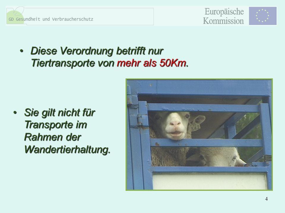 35 Noch nicht entwöhnte Tiere (Kälber, Lämmer) 1.