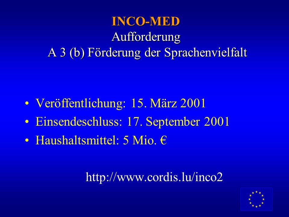 Weitere Informationen: http://www.cordis.lu/econtent http://www.hltcentral.org/econtent eContent@cec.eu.int Hlt@cec.eu.int