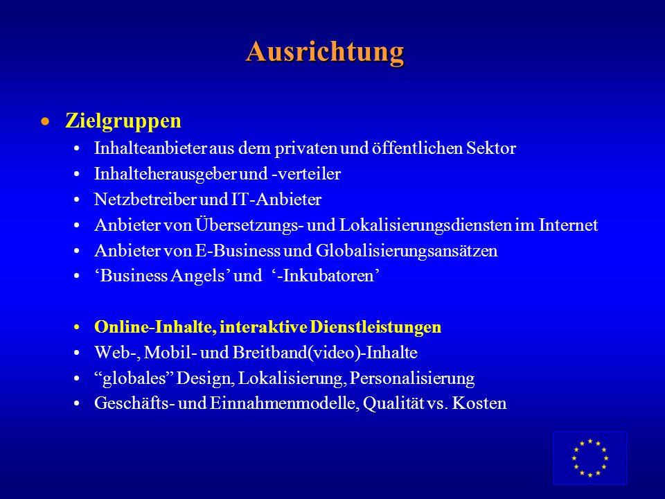 Arbeitsdefinition Jegliche Art von Information: interaktive Informationen, Transaktionen, Bildung, Unterhaltung … auf Internet-Plattformen, vom tradit