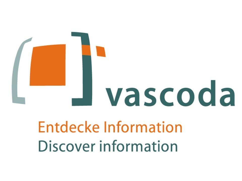 Konsequenzen EconDoc infoconnex Infoverb. Medizin GetInfo EZB Virtuelle Fachbibliotheken ZDB AG Verbünde Webis ? Deutsche Internetbibl.