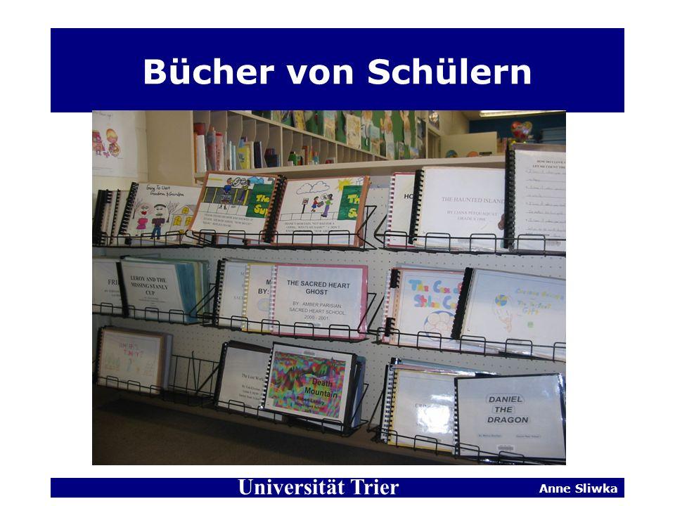 Anne Sliwka Universität Trier Bücher von Schülern