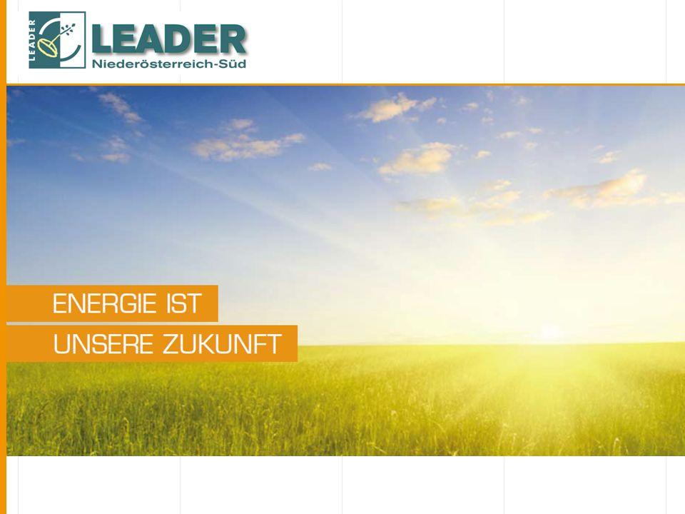 2 REBE – Regionale Zusammenarbeit und Wissenstransfer im Bereich Bioenergie und Energieeffizienz Regionales Energiekonzept der LEADER Region NÖ Süd GEMEINSAM – SICHTBAR – ZIELORIENTIERT Energiepark Bruck/LeithaLEADER-Region NÖ Süd Dipl.-Ing.