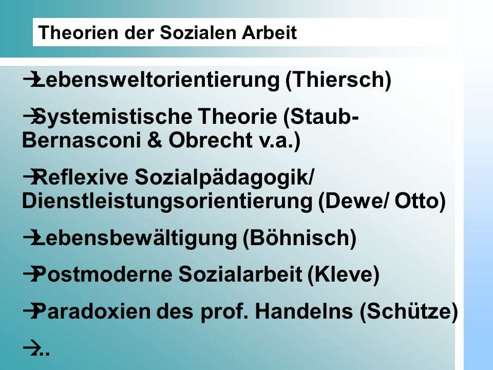 Dr. Udo Gnasa Konzeptuelles Handlungsmodell (Geißler/ Hege) Konzept Methoden Verfahren/ Techniken