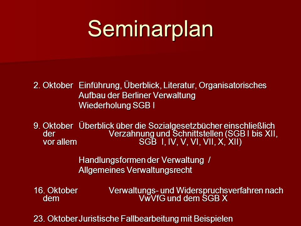 Soziale Rechte und Ansprüche – Bildung Soziales Recht:§ 3 Abs.