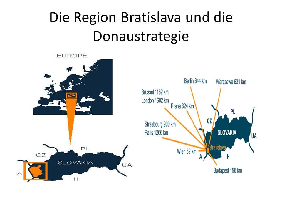 Die Region Bratislava und die Donaustrategie