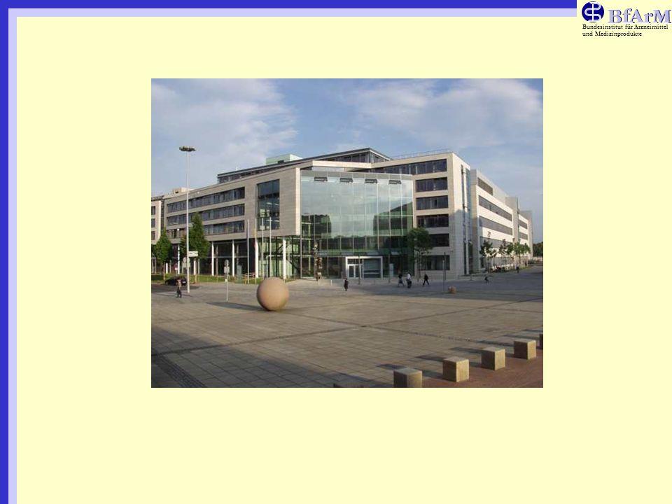 Bundesinstitut für Arzneimittel und Medizinprodukte