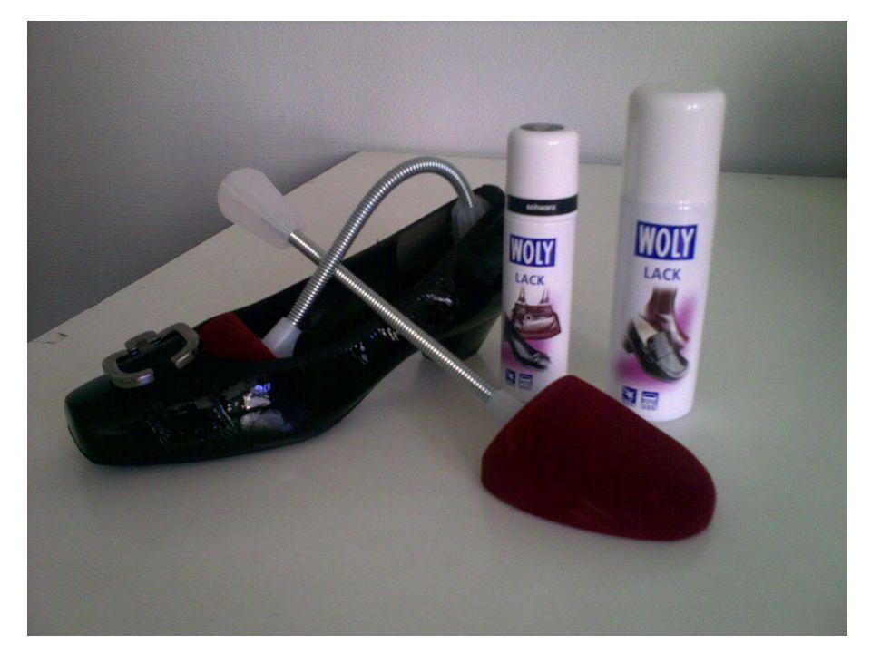 Hellbrauner Glattleder Mokassin Pflege: Multi Color oder Soft Leather cream in Hellbraun Formerhaltung: Schaumstoffspanner