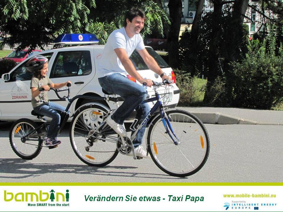 Verändern Sie etwas - Taxi Papa