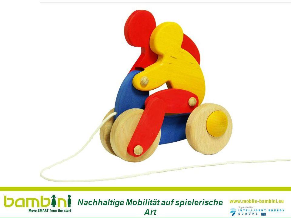 Nachhaltige Mobilität auf spielerische Art