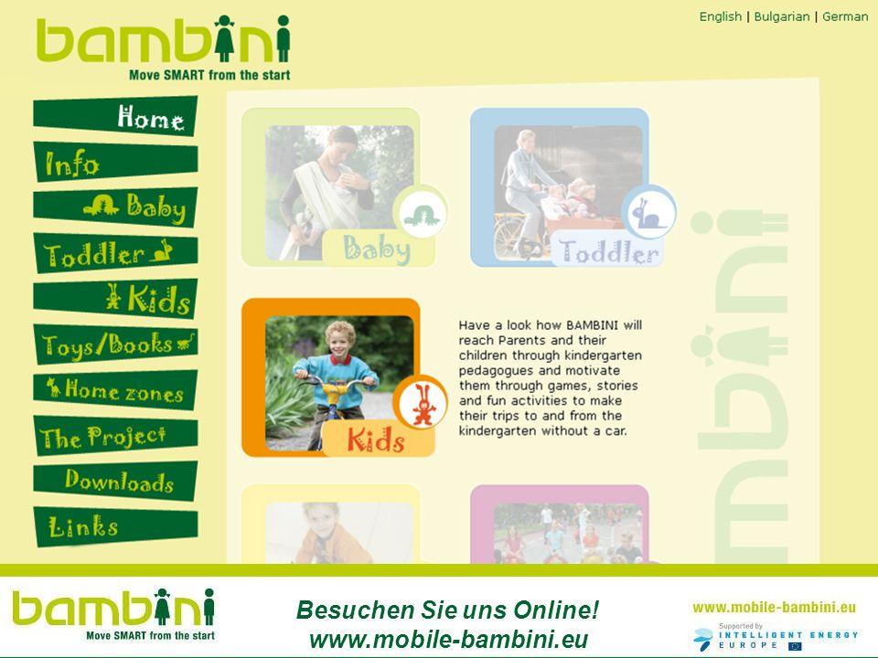 Besuchen Sie uns Online! www.mobile-bambini.eu