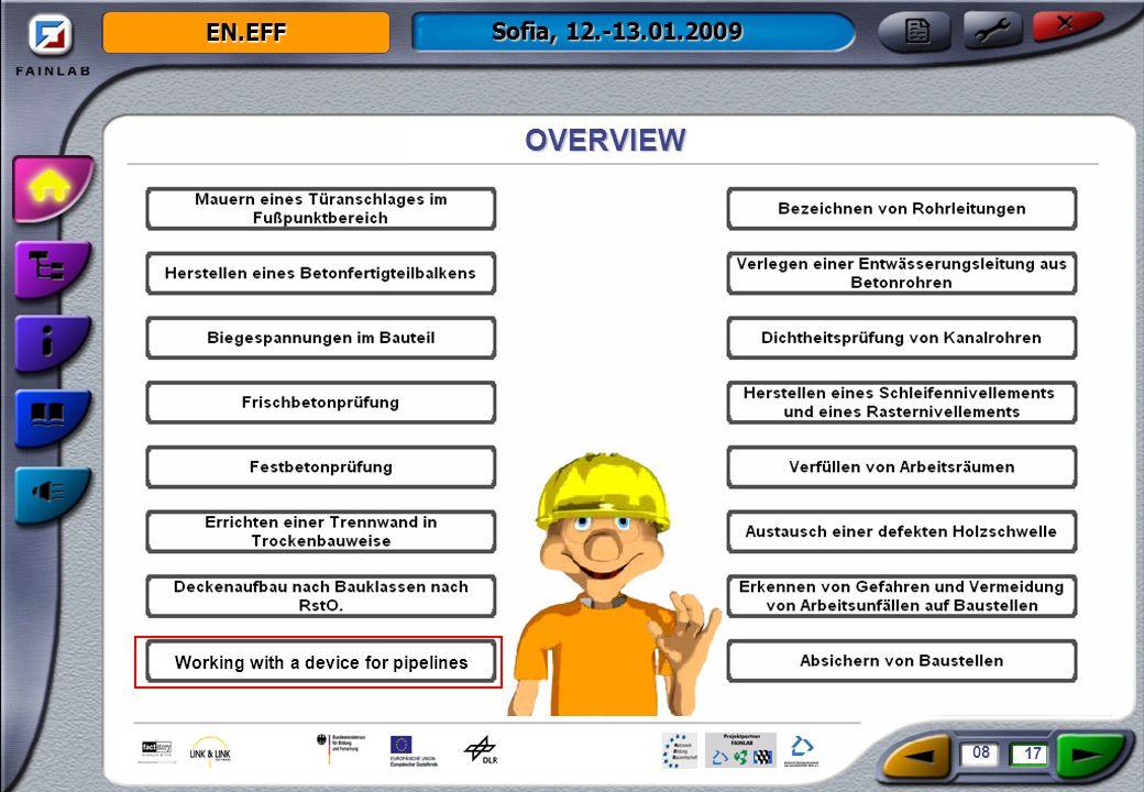 EN.EFF Sofia, 12.-13.01.2009 09 17 FITTINGS