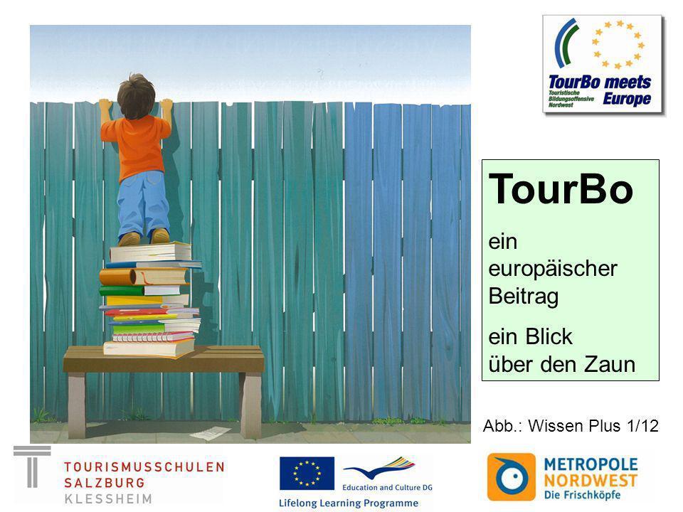 TourBo ein europäischer Beitrag ein Blick über den Zaun Abb.: Wissen Plus 1/12
