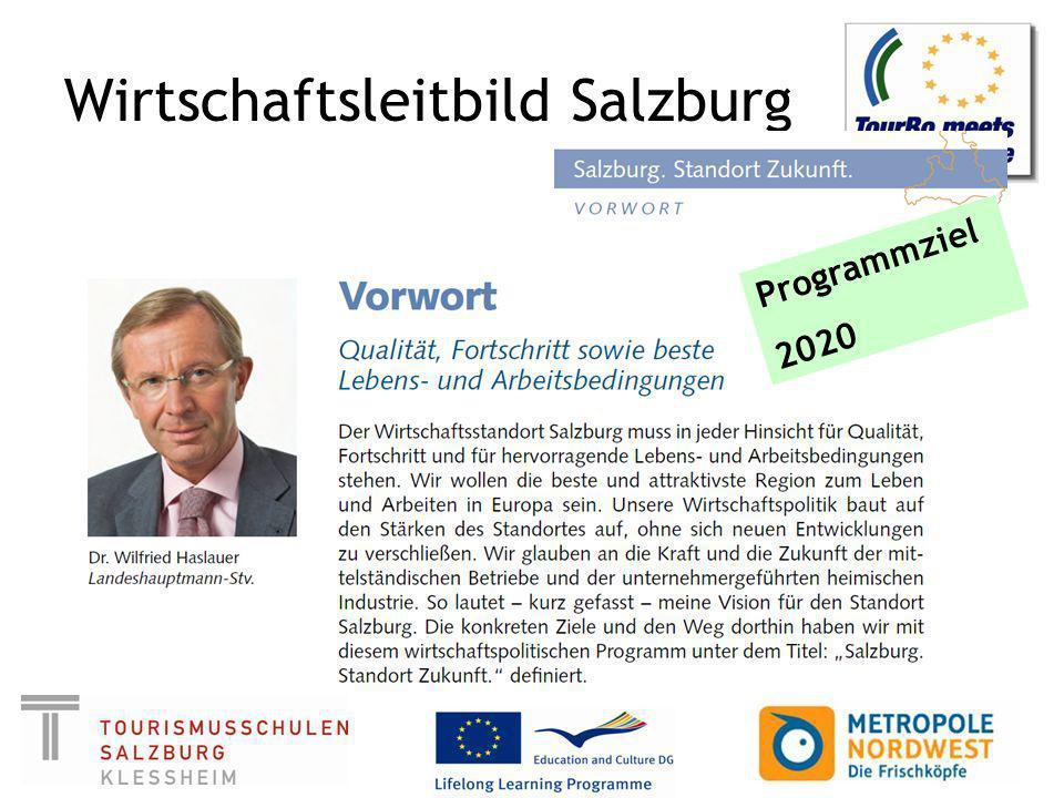 Gästestruktur Wirtschaftsleitbild Salzburg 2020, S. 29