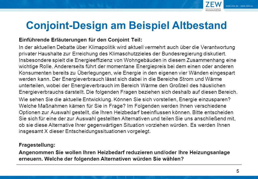 26 Conjoint-Design energiewirt.