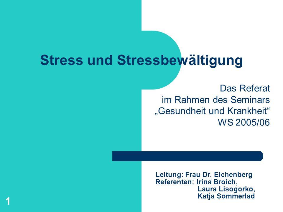2 Inhalt: 1.Theoretische Grundlagen: kognitiv-transaktionale und dialektische Perspektive 2.