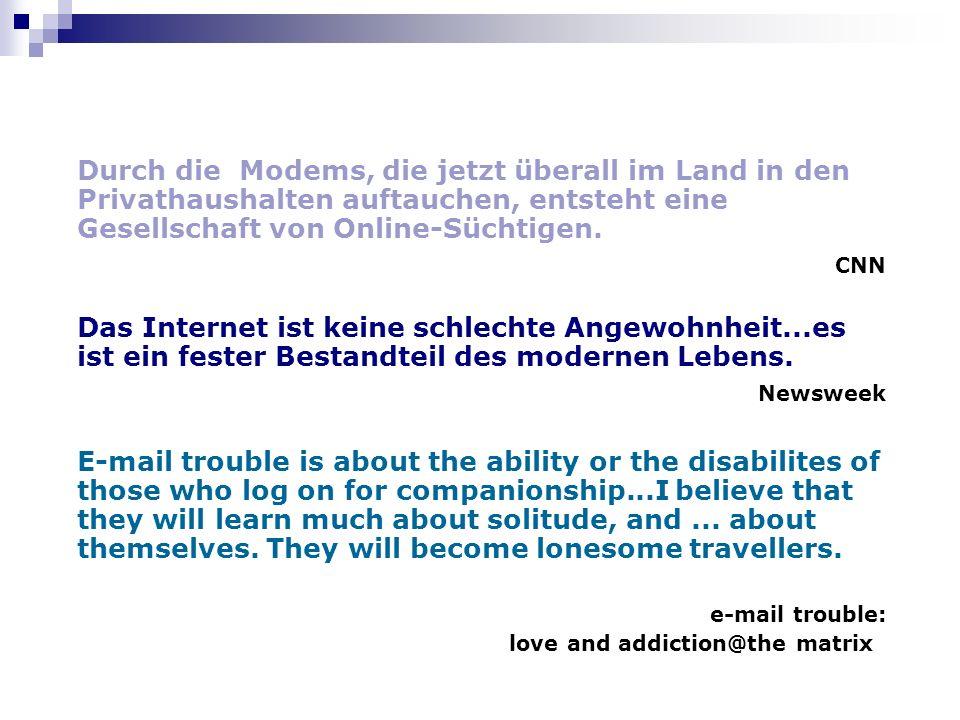 Gliederung 1.Internetnutzung 2.
