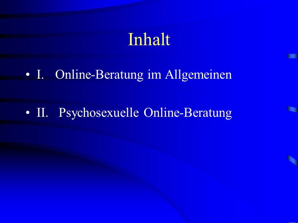 Inanspruchnahme professioneller Online-Beratung zu sexuellen Fragen Referierende: Margret Schnetgöke Johannes Löbner
