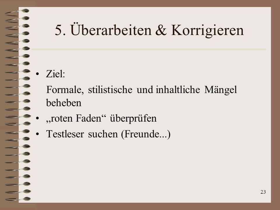 24 6.Beurteilungskriterien Themenstellung aktuell.