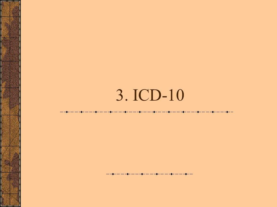 3. ICD-10