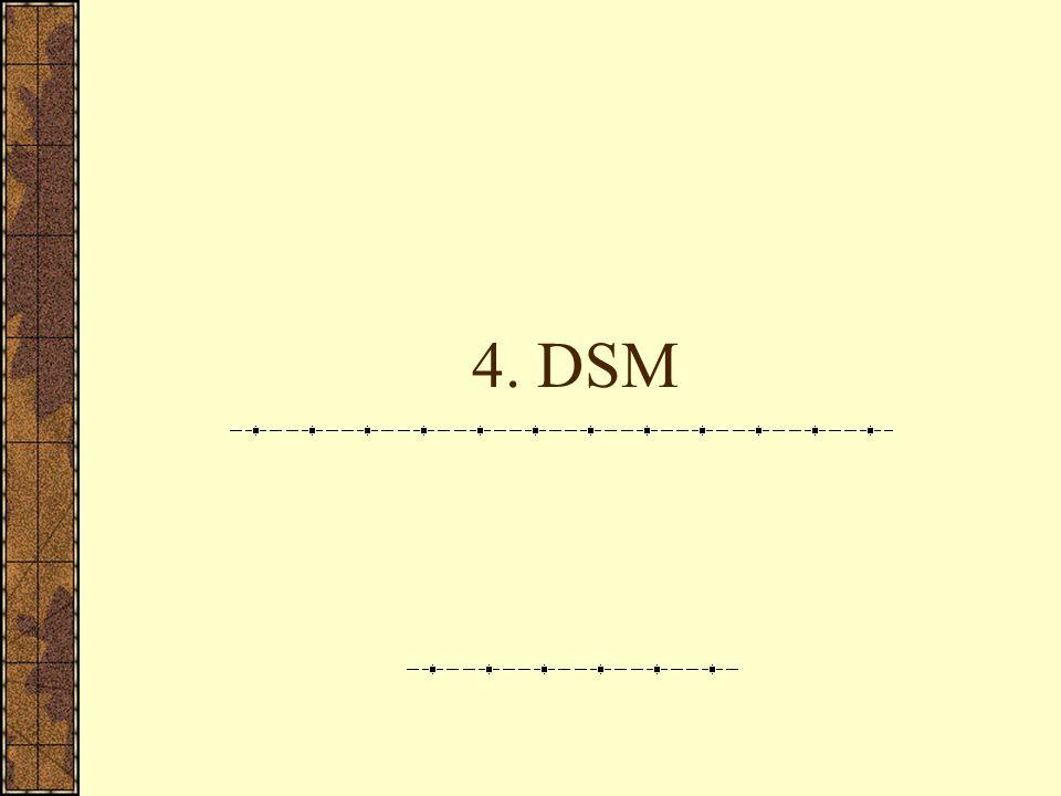4. DSM