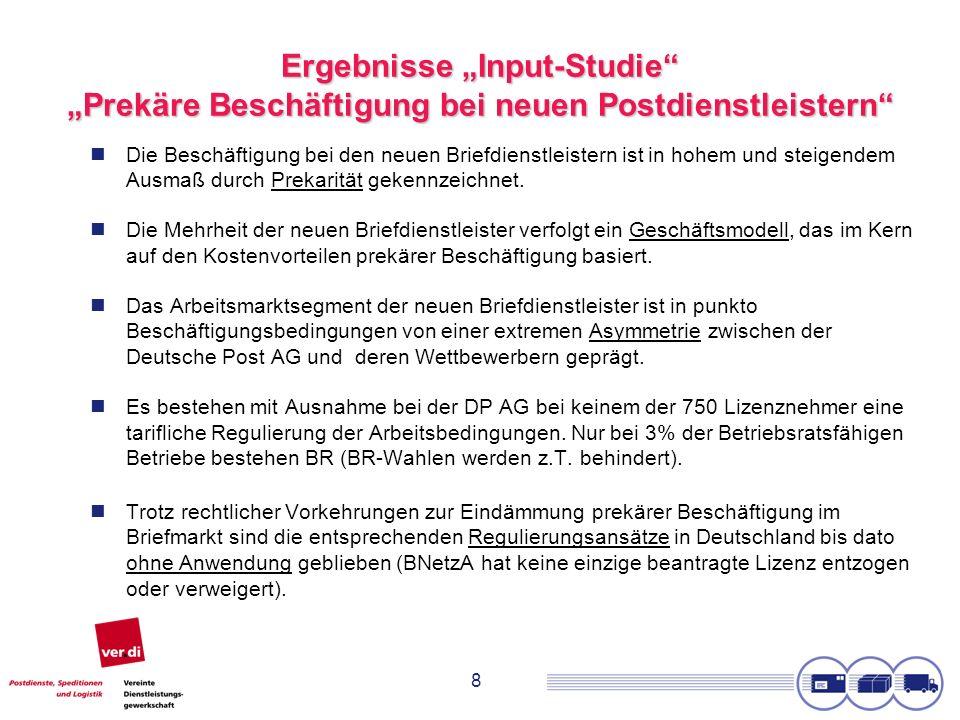 9 politische Initiativen / Diskussionen Süddeutsche Zeitung vom 27.01.2007 Frankfurter Rundschau vom 27.01.2007 taz vom 27.01.2007 Handelsblatt vom 29.01.2007 Süddeutsche Zeitung vom 31.01.2007