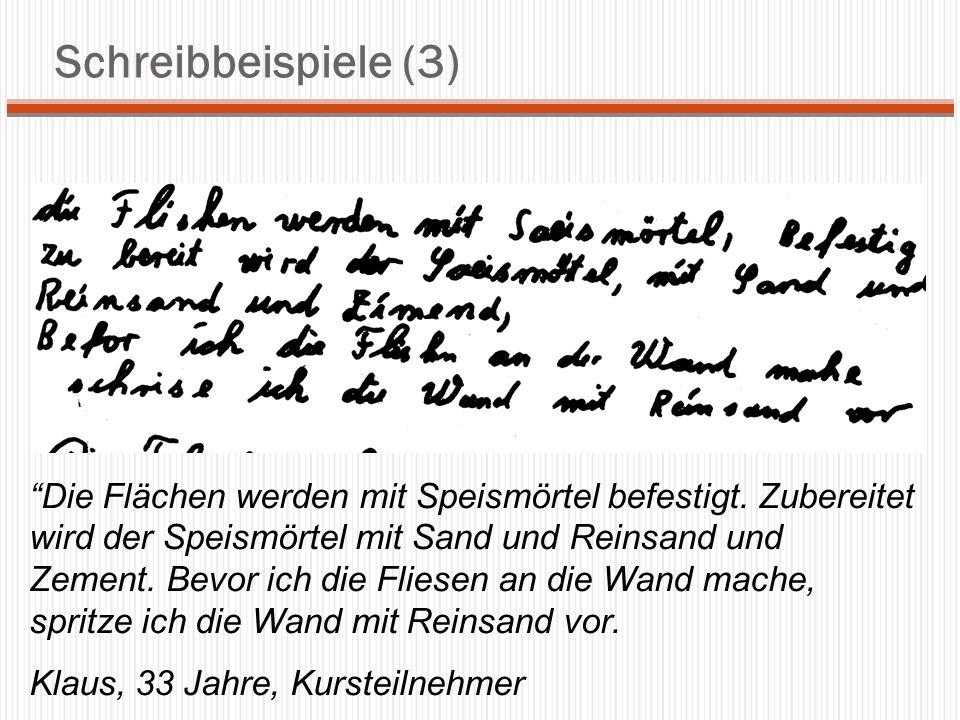 Größenordnung des funkt.Analph. Leo. – Level One Studie Universität Hamburg, Prof.