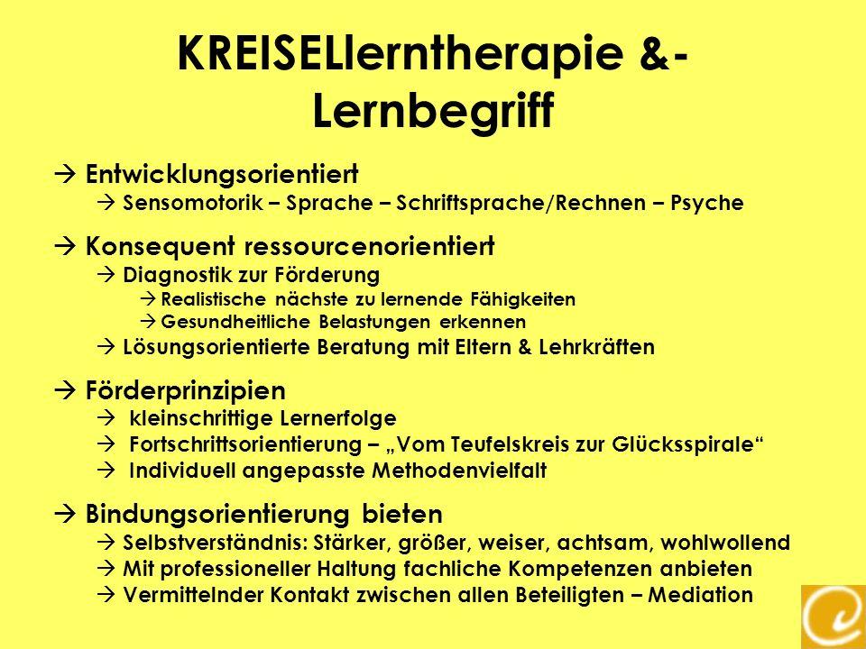 LEHRKRÄFTE zur LERNTHERAPIE (3) Die Lerntherapeutin ist gut ausgebildet.