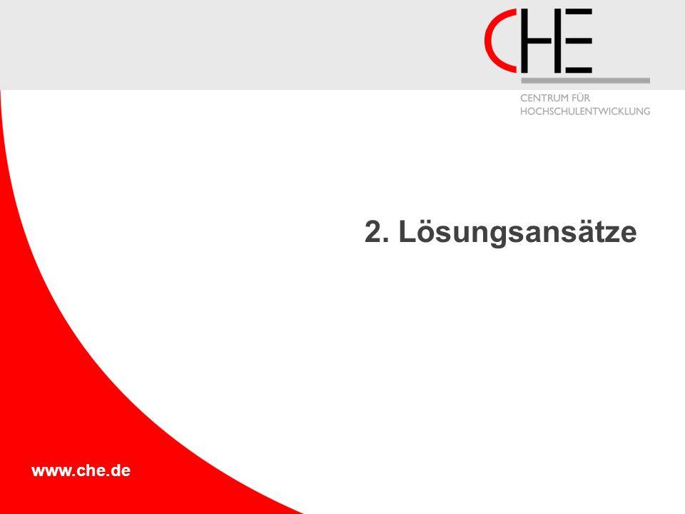 www.che.de 2. Lösungsansätze