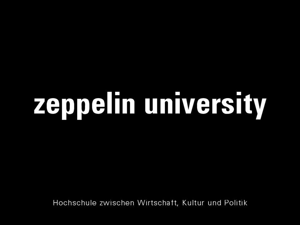 2 Positionen und Thesen der Zeppelin Universität Prof Dr Stephan A Jansen Präsident | Geschäftsführer Lehrstuhl für Strategische Organisation & Finanzierung | SOFI Private Hochschulen in Deutschland – Reformmotor oder Randerscheinung.