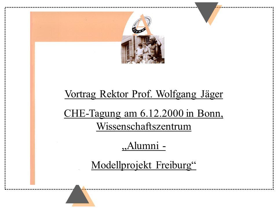 Vortrag Rektor Prof.