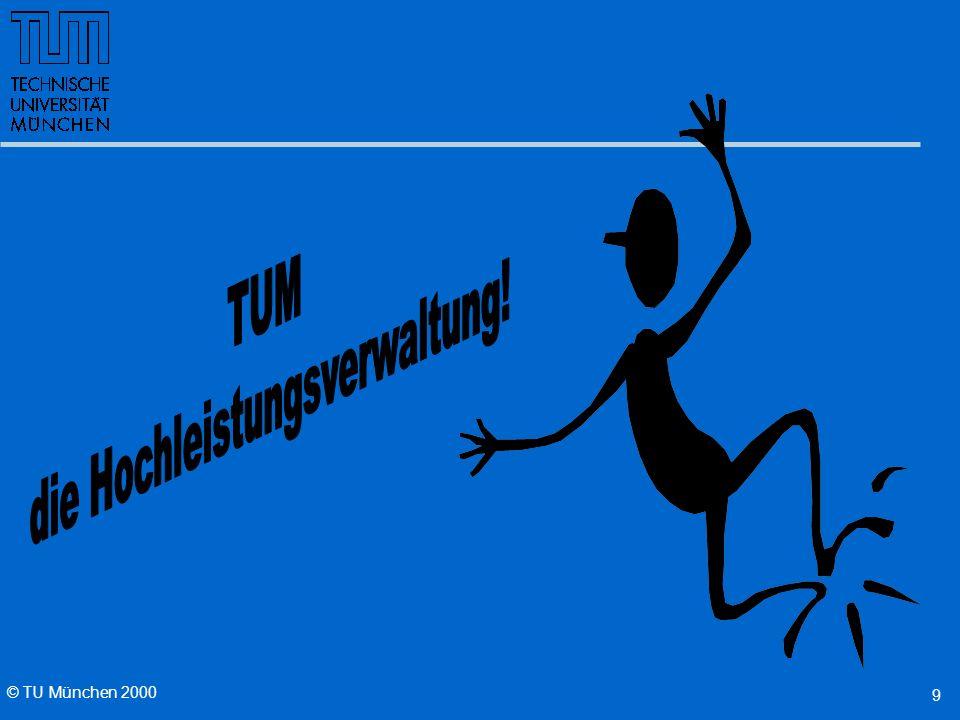 © TU München 2000 9