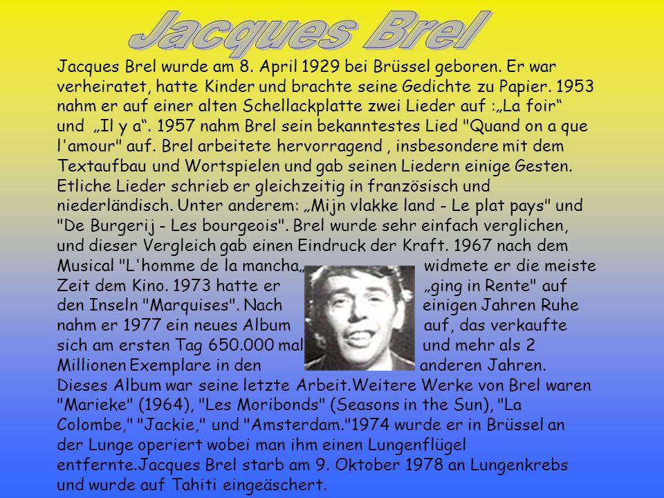 1929 geboren am 8.April in Brüssel.