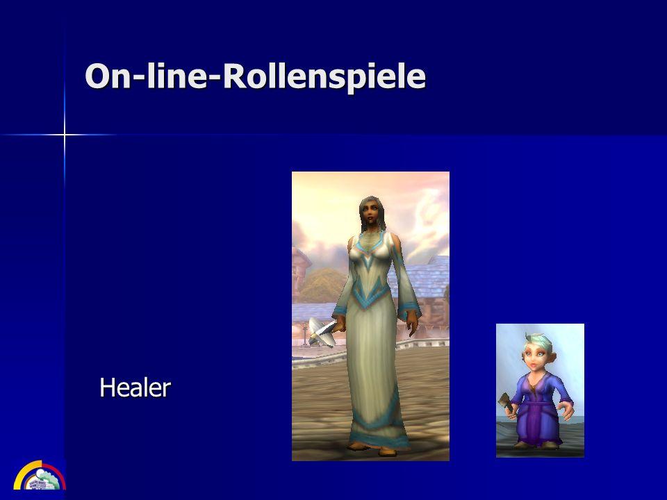 On-line-Rollenspiele Damage dealer