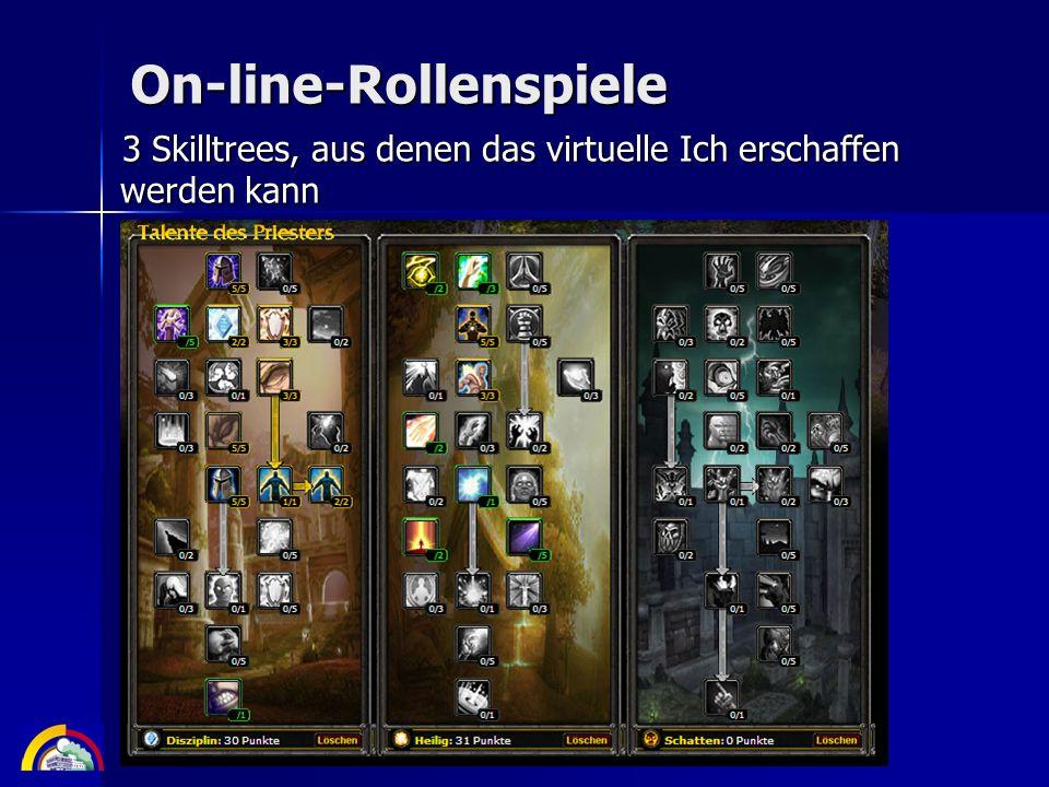 Spielszenen World of Warcraft