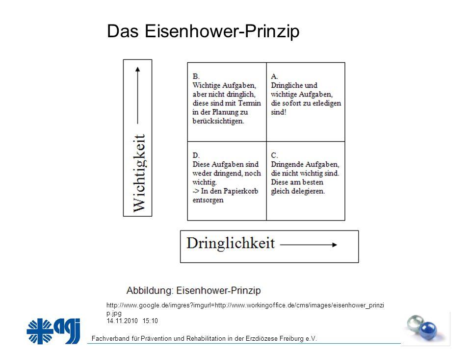 Fachverband für Prävention und Rehabilitation in der Erzdiözese Freiburg e.V. Das Eisenhower-Prinzip http://www.google.de/imgres?imgurl=http://www.wor
