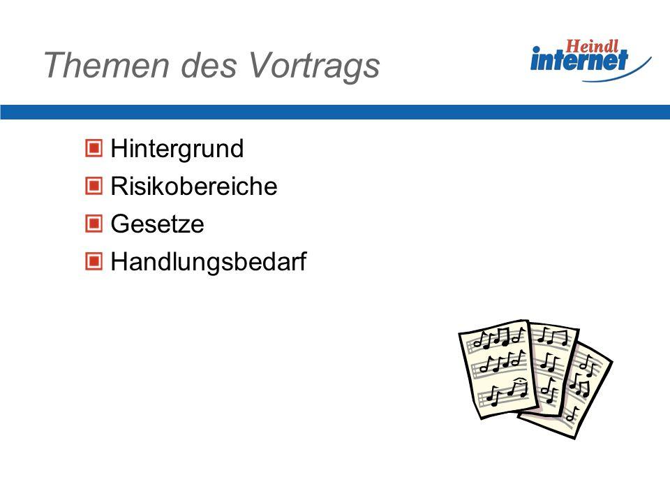 Die Heindl Internet AG Gründung 1995, AG seit 2000 Content Management Programmierung Internetauftritte Beratung/Consulting Schulung Portale www.heindl